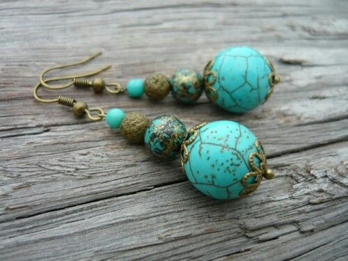 Earth earings