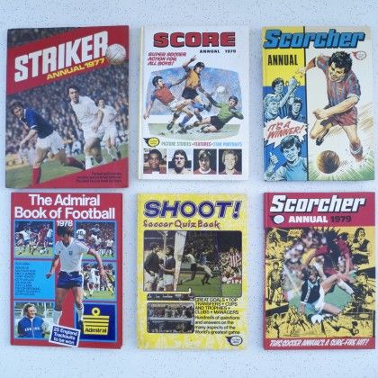 Soccer Annuals