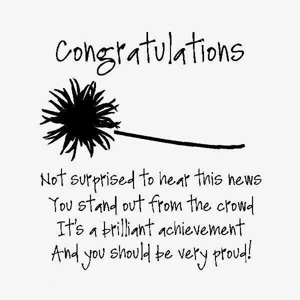 The 25+ best Congratulations messages for achievement ...
