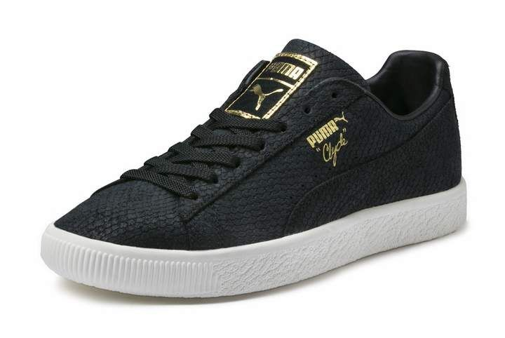 9ddb6adcb1 Puma Clyde Euphoria Women s Sneakers. Take cues from the classics with  these cool