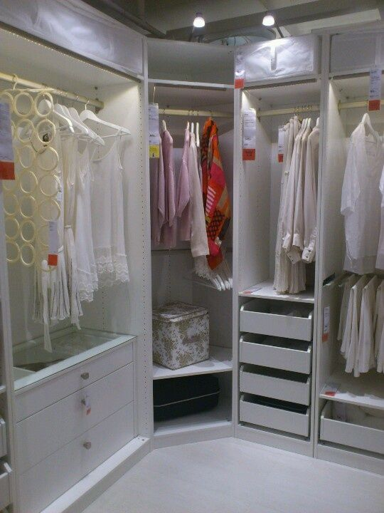 Pax P 229 Ikea Decor Pinterest Corner Closet Dressing