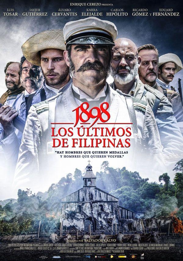 Estrenos de Cine de la Semana… 2 de Diciembre 2016 - 1898. Los últimos de Filipinas