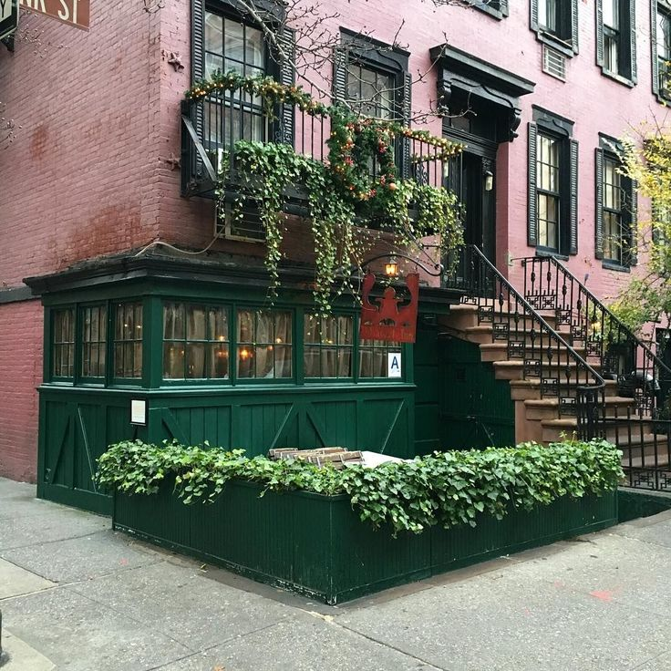 Favorite West Village NYC Restaurants