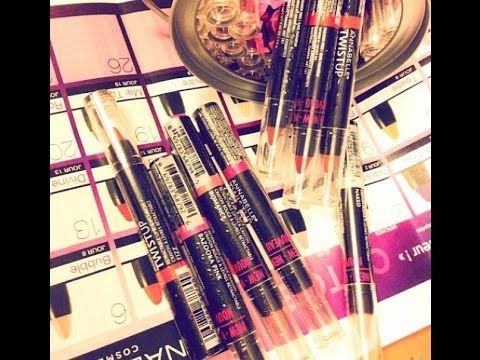 24 Annabelle Twist up Giveaway !!