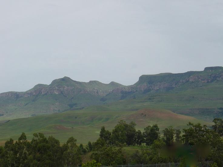 The Drakensbergs, Kwa-Zulu Natal, South Africa