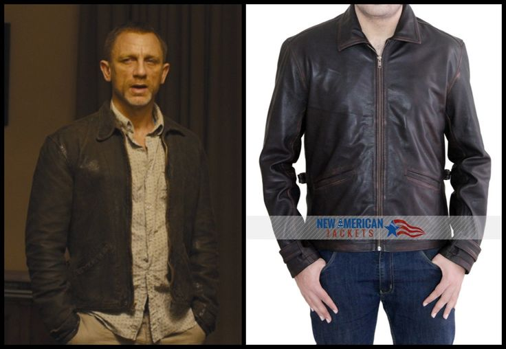 Get daniel Craig Skyfall James Bond Leather Jacket for sale at discounted price. #Skyfall #JamesBond #DanielCraig #leatherjackets #jackets #menafashion #maleafshion #cosplaycostumes #cosplayfashion #onlineshop #onlinestore