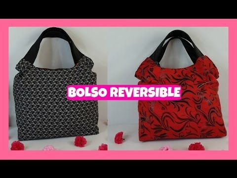 Youtube to mp3 BOLSO REVERSIBLE - MOLDE GRATIS - REVERSIBLE BAG - FREE PATTERN - MI ATELIER convert to mp3 downloadable.