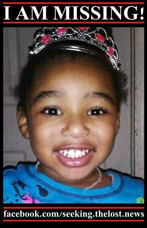 "5/8/2012: MISSING CHILD ALERT: DESTINY NIXON-MCKESSON (3) READING, PA 1/9/12 FAMILY ABDUCTION and may be with her father. She is a black female 3'6"" tall weighing 50 pounds with brown hair and brown eyes. Call in tips to 1-800-843-5678 (1-800-THE-LOST) or Reading Police Department (Pennsylvania) at 1-610-655-6116."