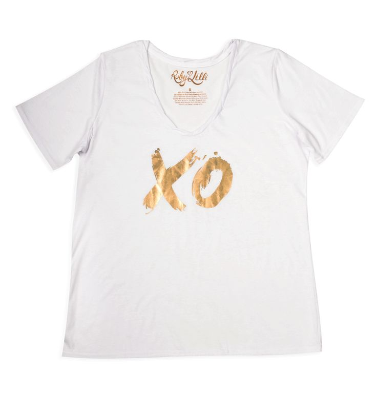 Love is a game of tic-tac-toe, constantly waiting for the next x or o.  -Lang Leav    The perfect gift for your loved one, let them carry your affection with them at all times.    Gold Foil Print  Blanc (White) Vintage Feel Cotton Blend (130GSM)  Round Neckline  Relaxed Fit | Shop this product here: spree.to/35d | Shop all of our products at http://spreesy.com/kimbalikes    | Pinterest selling powered by Spreesy.com