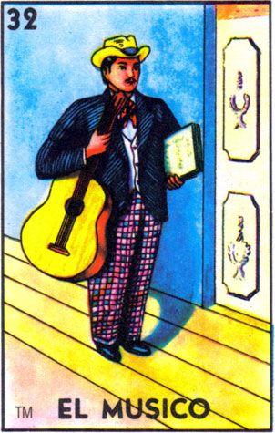 La Loteria - El Musico