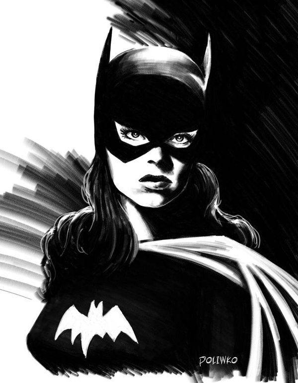 Batgirl by ~niknova on deviantART