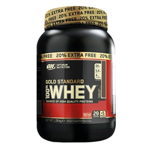 High Quality 100% Whey Protein Isolates with Added Digestive Enzymes! Since the very beginning, Optimum Nutrition 100% Whey Protein has raised the standard by which all whey protein supplements are judged. Now years later, we're raising the bar again. Like it's predecessors, Optimum Nutrition 100% Whey Proteincontains Optimum's exclusive, proprietary blend of… Microfiltered Whey Protein […]