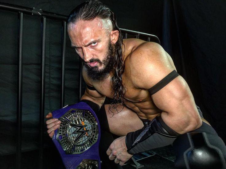 Can @austinhealyaries make #Cruiserweight Champion #Neville submit? #ExtremeRules #205Live @wwenetwork