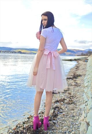 Obscure Couture's Rosa tutu is the perfect princess skirt! Available online on their ASOS boutique