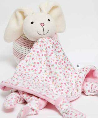 Pink Snuggle Bunny $18.00 #angelicbabyboutique #babyhampers #babygifts #babygirl #babyboy #unisexba…