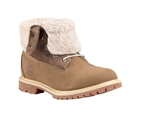 Women's Timberland Authentics Waterproof Fold-Down Boot - Definitively need this for Finland
