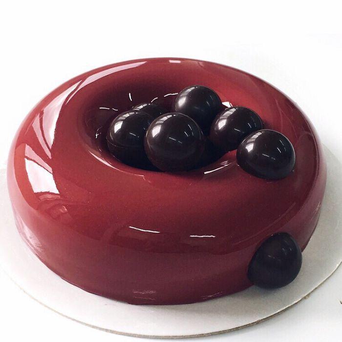 Zrkadlové torty, až je skoro hriech ich zjesť | Ksenia Penkina