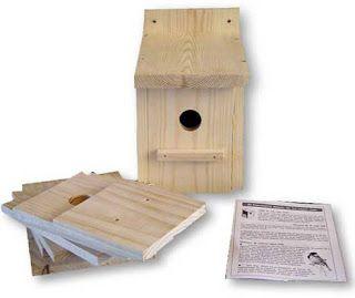 DIARIO DE UN NATURALISTA por Víctor J. Hernández: Consejos sobre cajas-nido para aves silvestres
