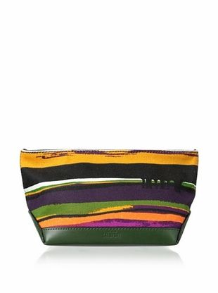 33% OFF Kate Spade Saturday Women's Utility Pouch, Sunset Stripe