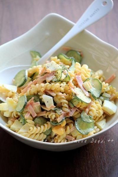 我が家のマカロニサラダ。 by 柳川かおりさん | レシピブログ - 料理 ...