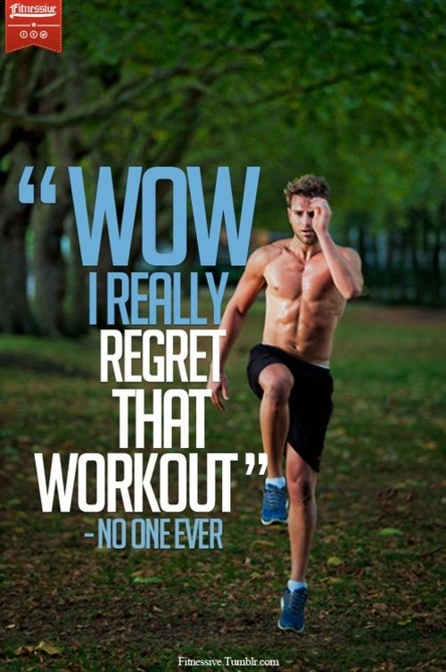 Inspirerende Fitness Quotes.