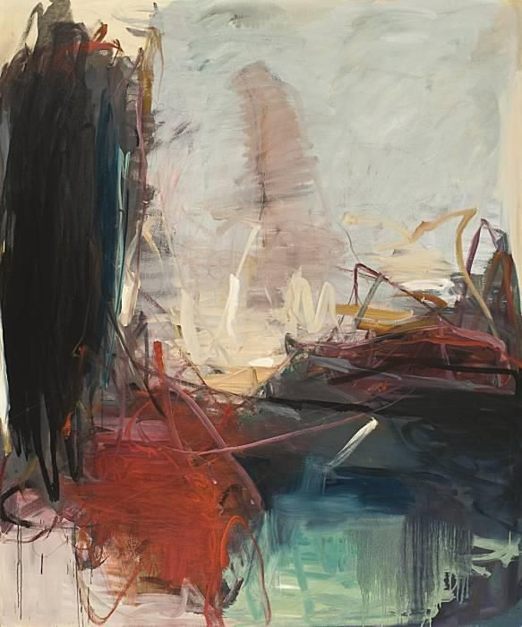 Tom Lieber.: Toms Lieber, Oil On Canvas, Abstract Art, Art Abstracto, Brushes Strokes, Lounges Rooms, Abstract Paintings, Great Ideas, Mario Estev