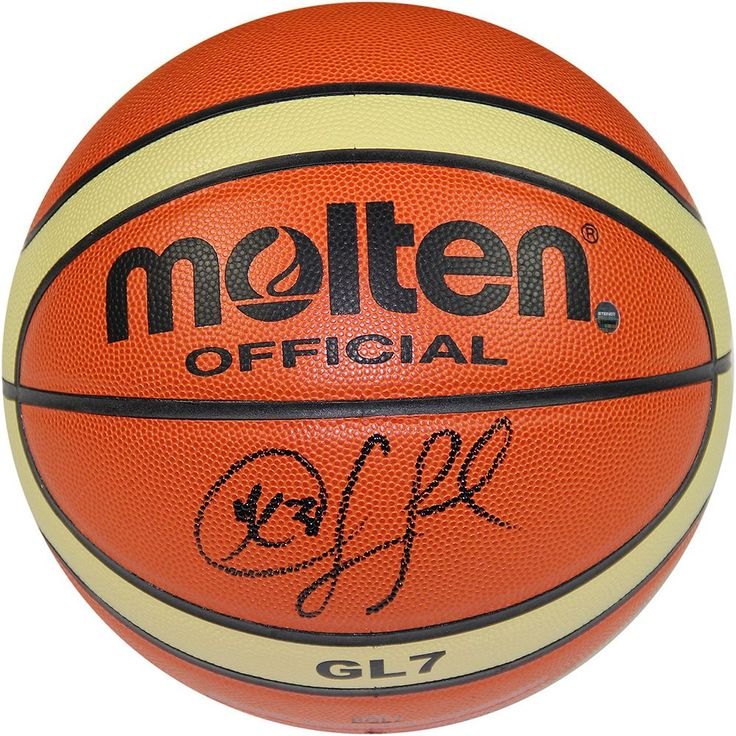 Steiner Sports Chris Paul Signed Olympic Basketball, Multicolor