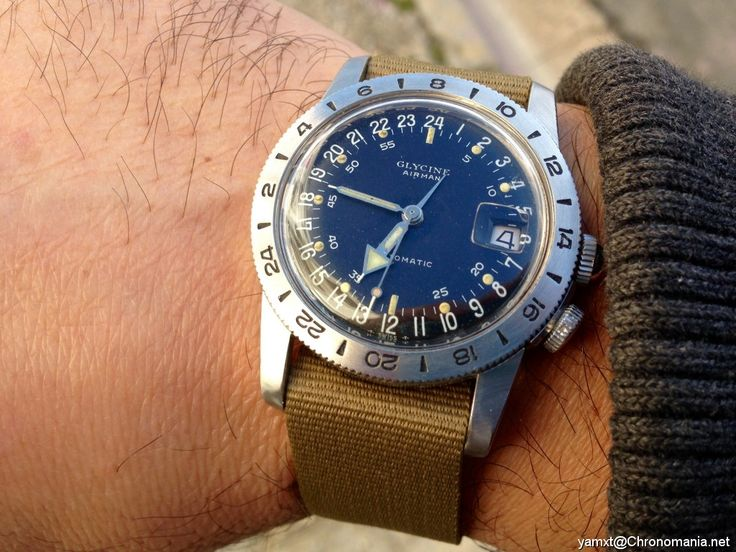 GLYCINE airman Automatic