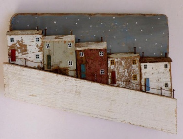 """Kirsty Elson Designs """"Snowy Hill"""""""