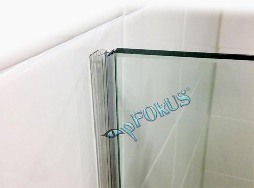 shower door seals are made of rubber polycarbonate or vinyl rh pinterest com