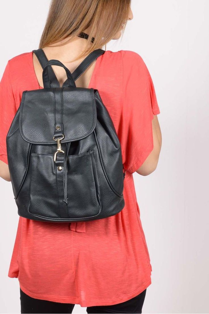 Τσάντα πλάτης.100% Polyester