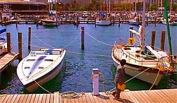 Miami Vice boats