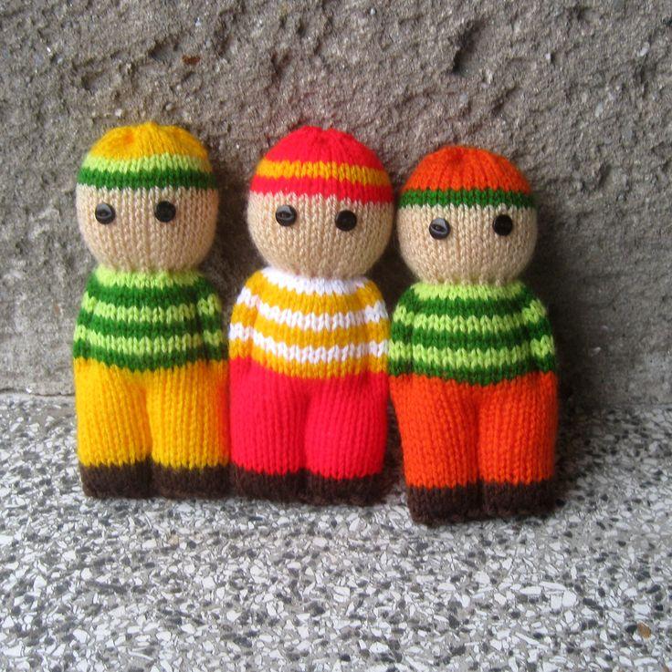 tři kámoši