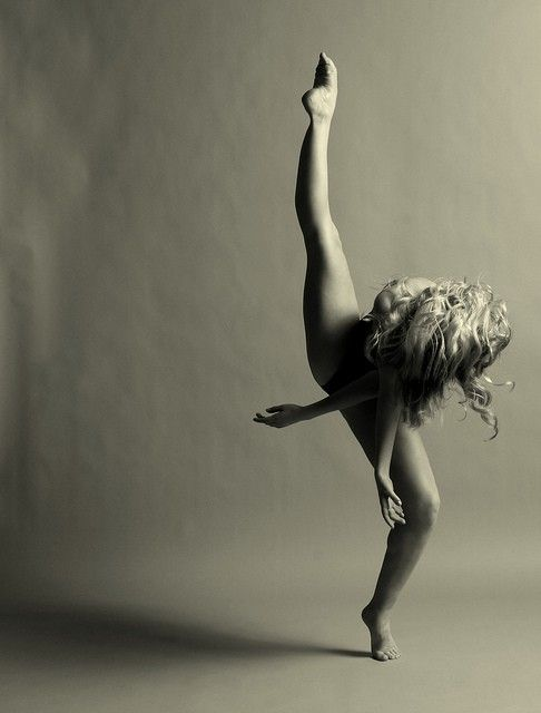 All I've ever wanted to be was a dancer.