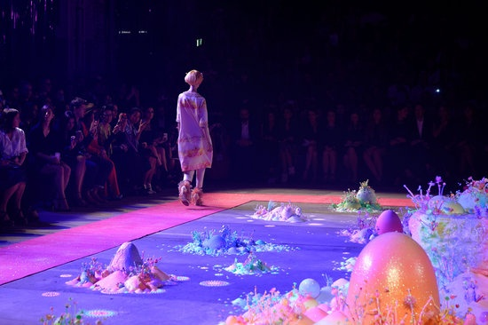 Romance Was Born #mbfwa #carriageworks