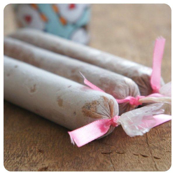Geladinho de Nutella   Vídeos e Receitas de Sobremesas