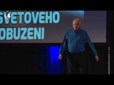 David Icke - Turné celosvětového probuzení 2016 - 01/11 - Přednáška Prah...