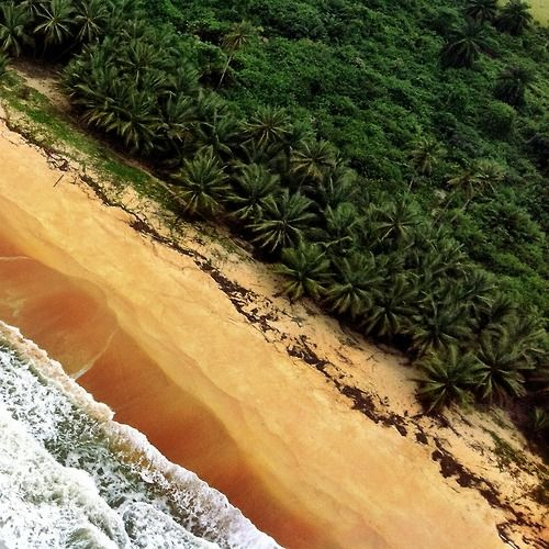 Liberia, Africa - Beach #AirConcierge #africa 50% off tickets
