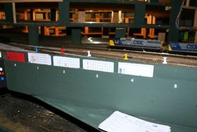 Switching with Thumbtacks: A Quick Tip for Faster Yard Operations: Improving Track Utilization