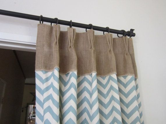 17 Best ideas about Burlap Drapes on Pinterest | Burlap curtains ...