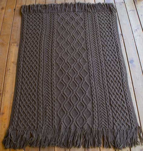 Throw Rug Knitting Patterns : 17 Best images about Crochet on Pinterest Crocheted baby blankets, Crochet ...