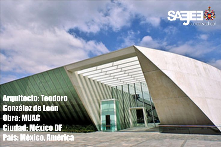 Teodoro gonz lez de le n arquitecto mexicano - Arquitecto de brasilia ...