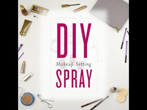 DIY Makeup Setting Spray | Young Living Blog