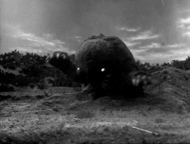 Mongular in Ultra Q, Terror of the Sweet Honey, 1966