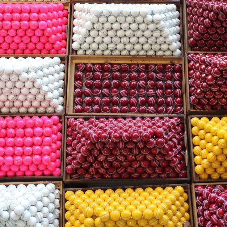 Kookaburra Pink Turf Ball | Official Kookaburra Cricket Balls | Aus