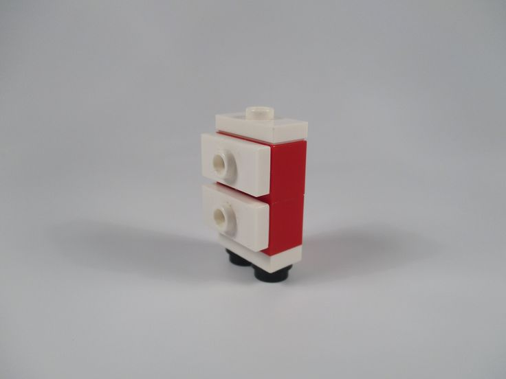 LEGO small red dresser