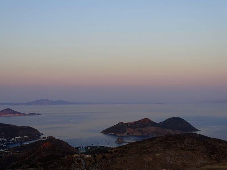Prpophet Elias, Patmos. Highest spot!
