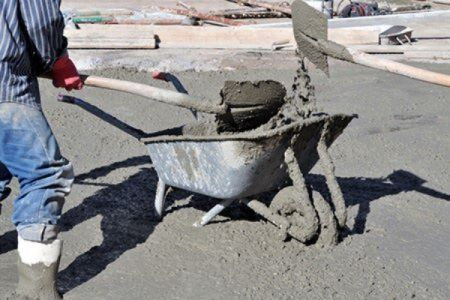 How to pour concrete  This is a comprehensive article complete with a table to g…