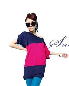 Baju Import Blouse BL1841-Blue