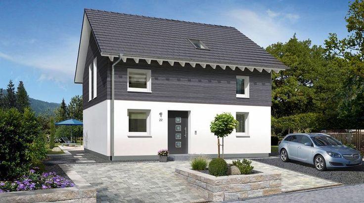einfamilienhaus schl sselfertig bauen mit streif traumh user pinterest einfamilienhaus. Black Bedroom Furniture Sets. Home Design Ideas